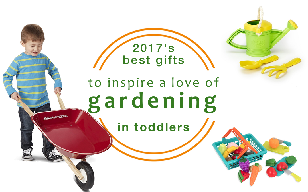 Nature, Science, and Gardening-Inspired Gifts for Toddlers